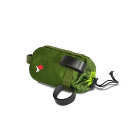 Acepac Bike Bottle Bag - Sac porte-bagages - vert/noir
